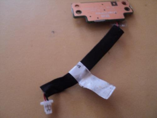 boton power boton de encendido toshiba satelite c645