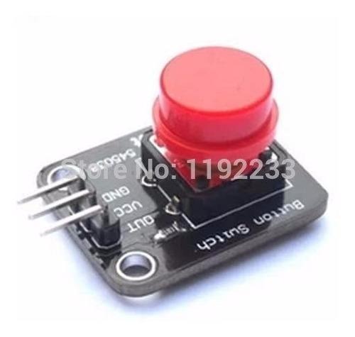 boton pulsador switch arduino momentaneo robotica domotica