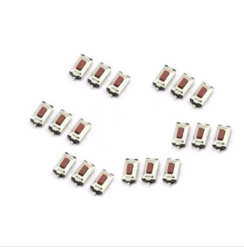 boton pulsador táctil micro switch 2pin smd 3x6x2.5mm