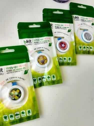 boton repelente anti-mosquito para la familia lote 100 pcs