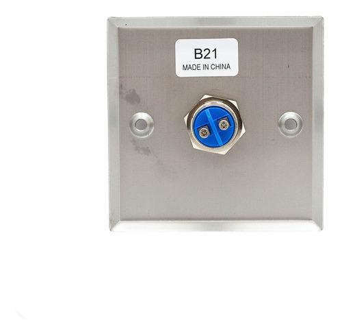 boton rex de salida normal abierto  acceso b21