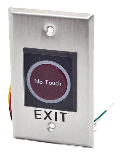 boton rex de salida por proximidad b26