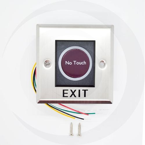 boton rex de salida por proximidad b28