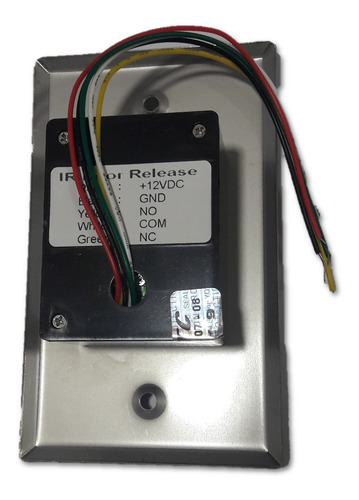 boton rex de salida por proximidad c/ remoto b26ir