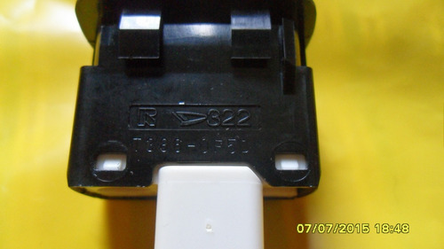 boton switch de 4x4 original toyota terios