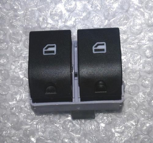 boton switch doble eleva vidrio fox crossfox spacefox polo