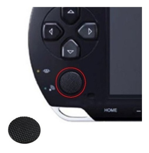 botón tapa del joystick para la serie de psp 1001 nuevo.