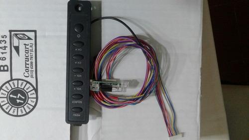 botonera de smart tv jvc lt42da950m