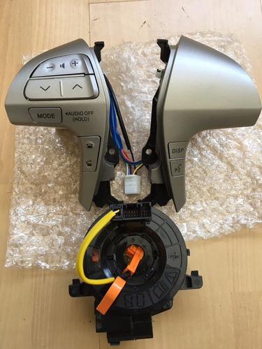 botonera volante toyota hilux oferta kit !!!