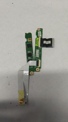 botones auxiliares portatil dell p02t  (2757)