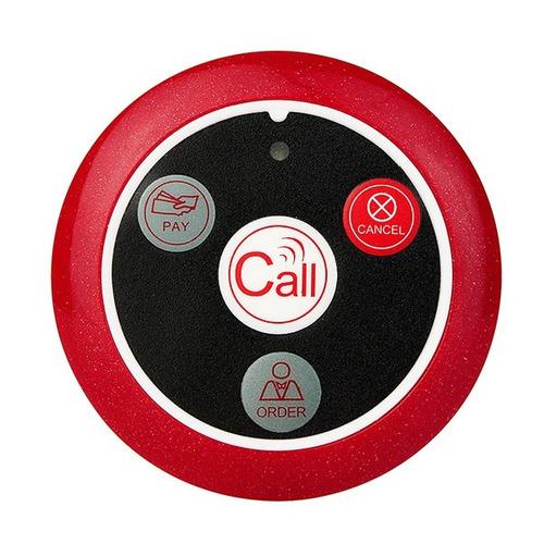 botones control para sistema llamado meseros call system