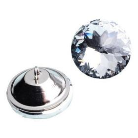 Botones De Cristal Para Tapicería Grandes 30 Mm 50 Piezas