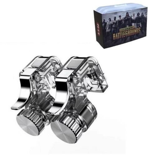 botones gatillo celular battleground r11 pubg fortnite metal