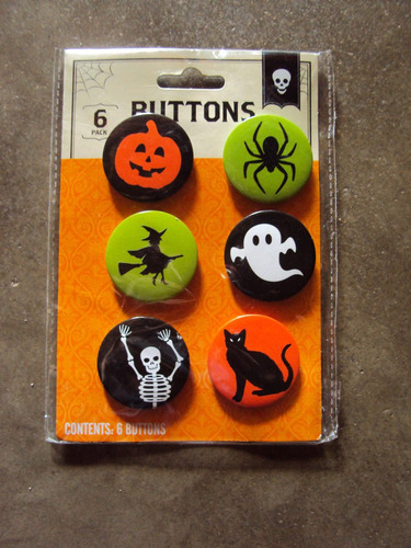botones halloween pines pin pins