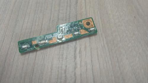 botones led portatil asus f201e (5094)