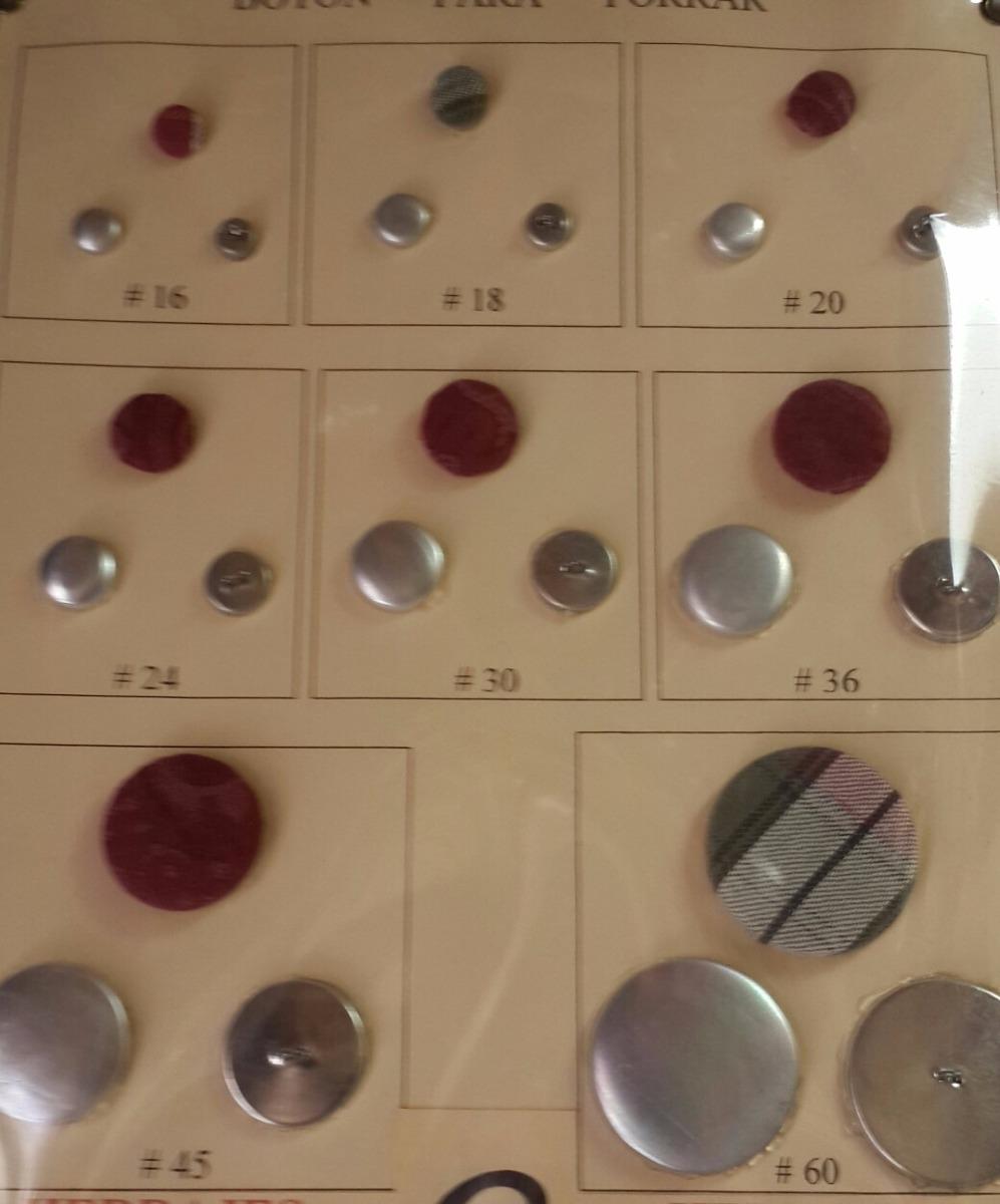Botones para forrar del numero 36 en mercado libre - Botones para forrar ...