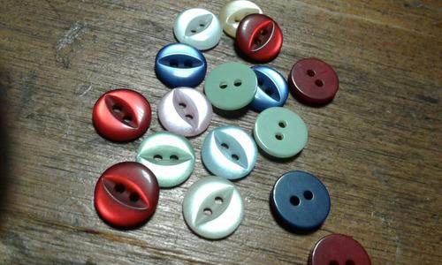 botones ropa de bebe ojito de perdi x 24 uni)