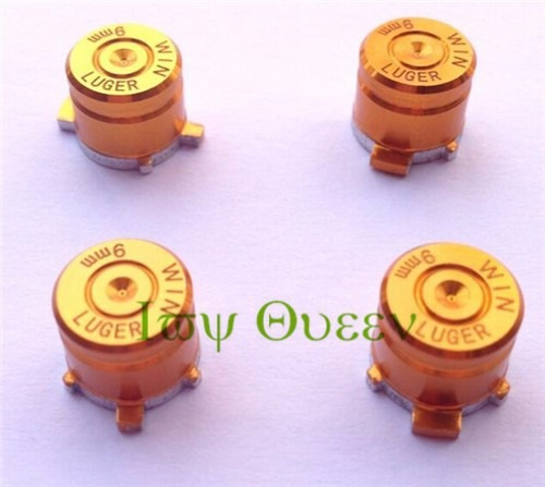 botones tipo bala de aluminio control de ps3 ps4 oferta!