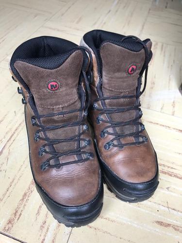 bototos zapatos merrell 41 cafe