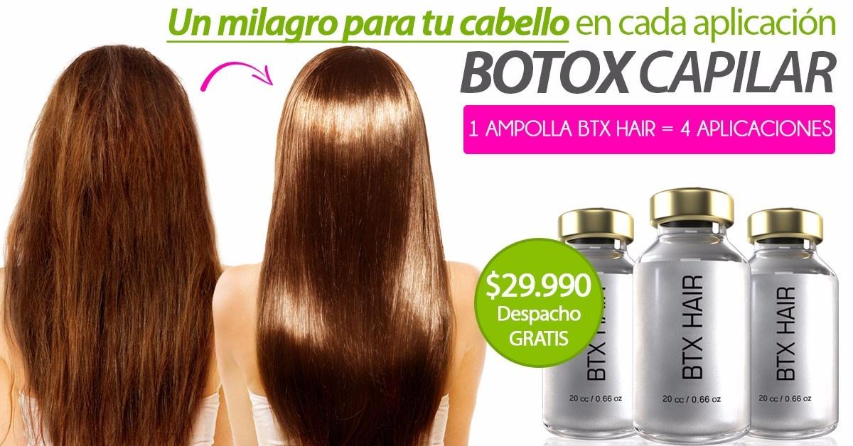 Botox para el cabello donde comprar