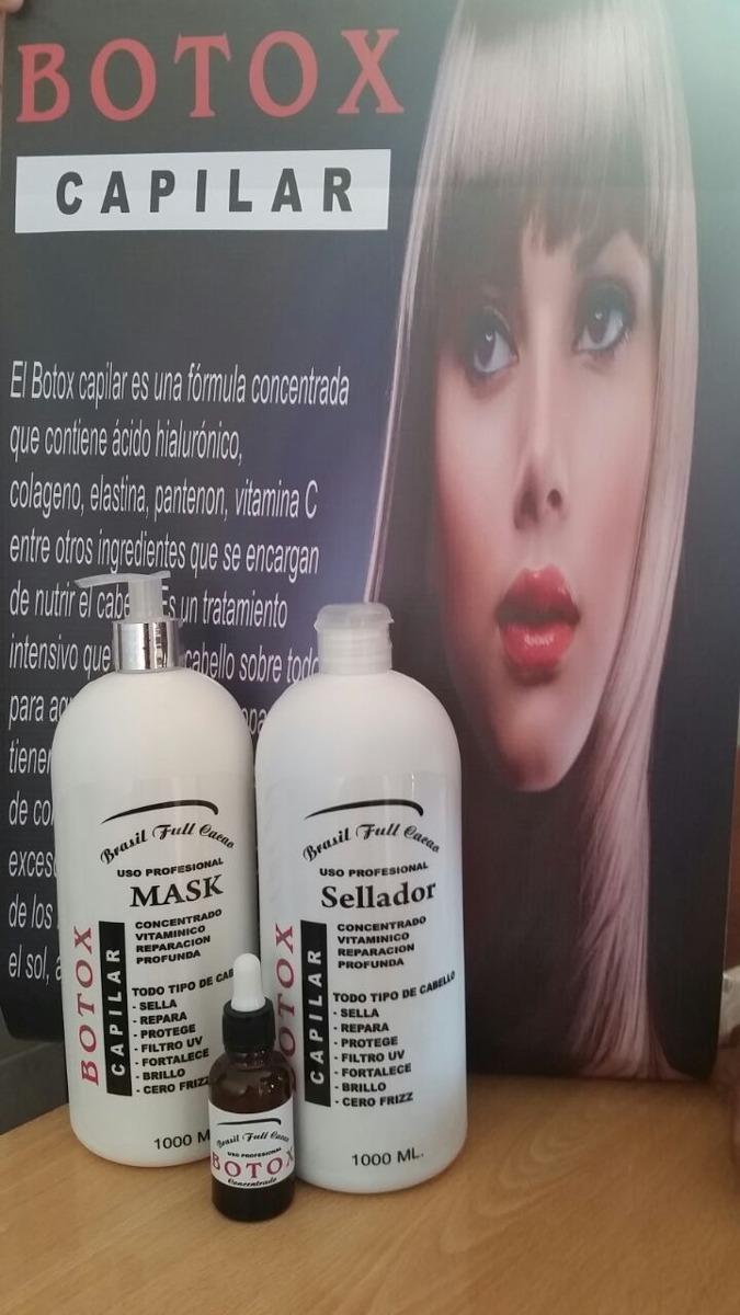 Botox para el pelo comprar