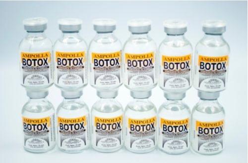 botox capilar pelo cabello 15ml - hosal