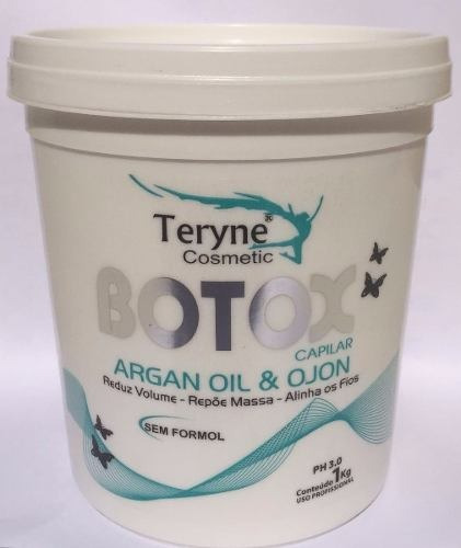botox capilar teryne