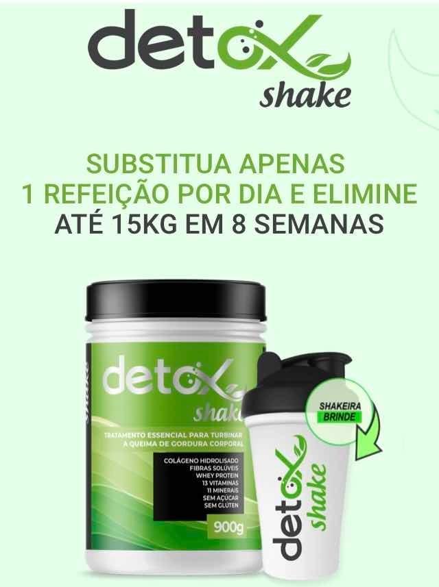 bottox shake resenha