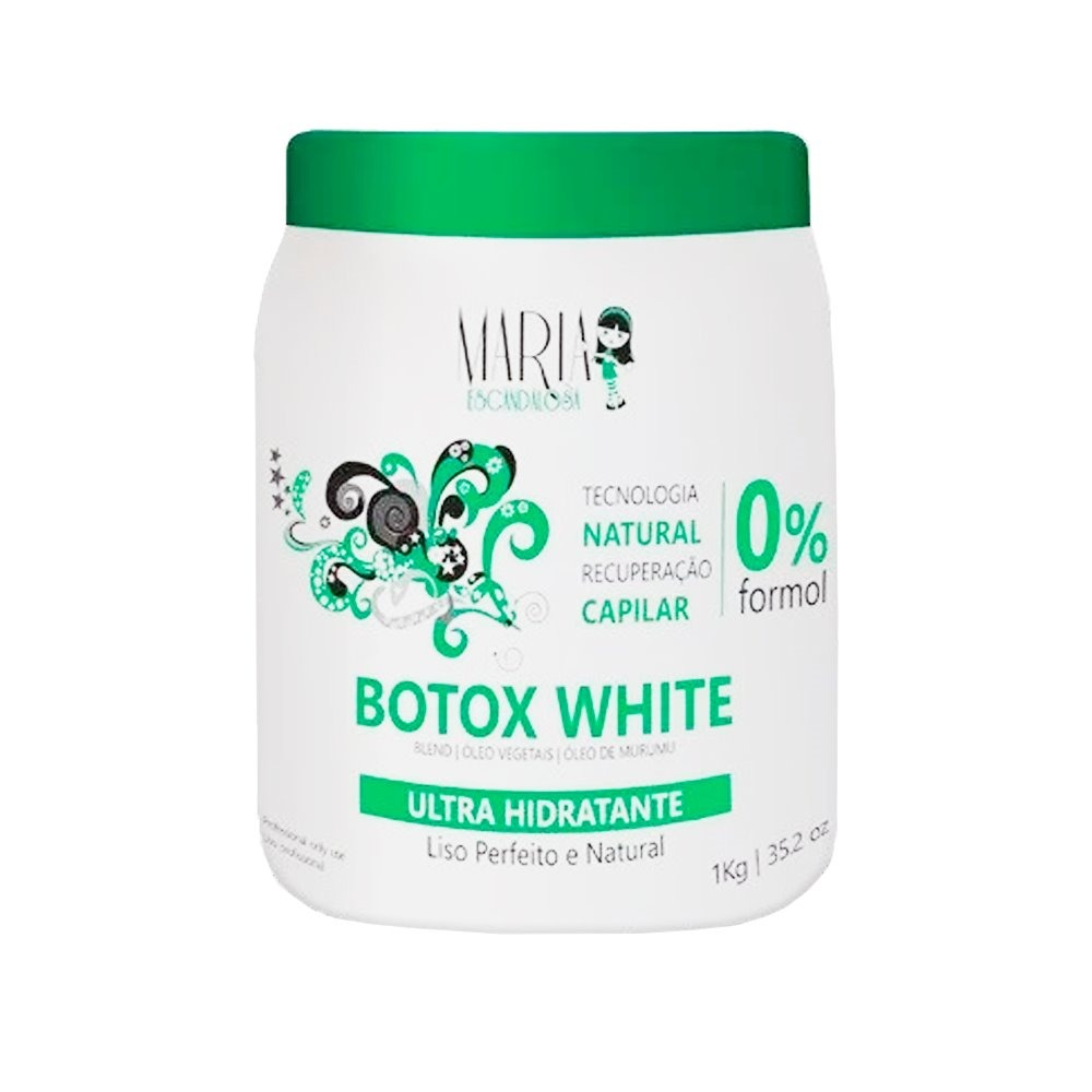 558db9e80 botox white organico maria escandalosa #semformol. Carregando zoom.