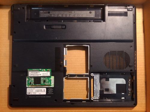 bottom base - laptop compaq m2000