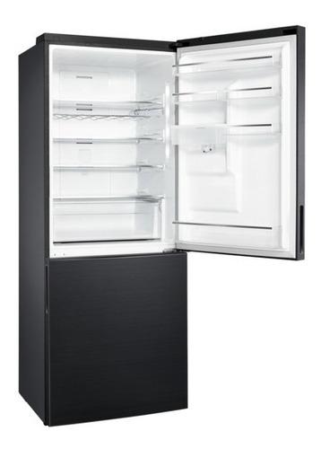 bottom freezer con compresor digital inverter 432 l samsung