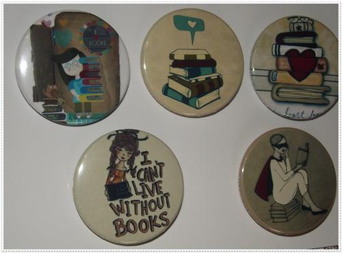 botton book kit (20 unidades)