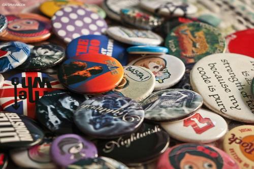 botton boton button personalizado 3,5 cm 100 peças o melhor