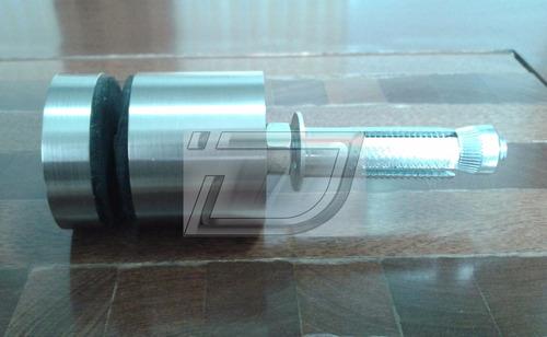 bottons espaçador para guarda-corpo de vidro - delinox