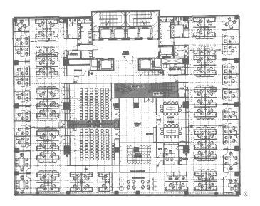 bouchard 710 | catalinas, caba | 3° piso