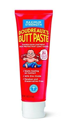 boudreaux's butt paste - jabón en crema para pañales -