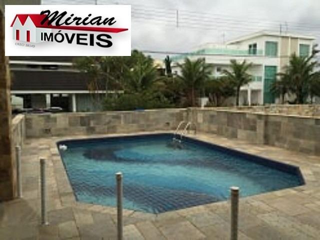 bougainville i - casa a venda pé na areia , sua casa no litoral está aqui na mirian imóveis - cc00069 - 4243592