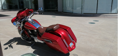 boulevard 1500cc custom bagger