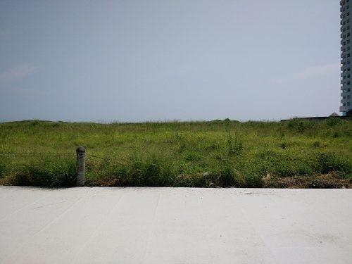 boulevard costa de oro vendo terreno magnífica ubicación mar boca del rio