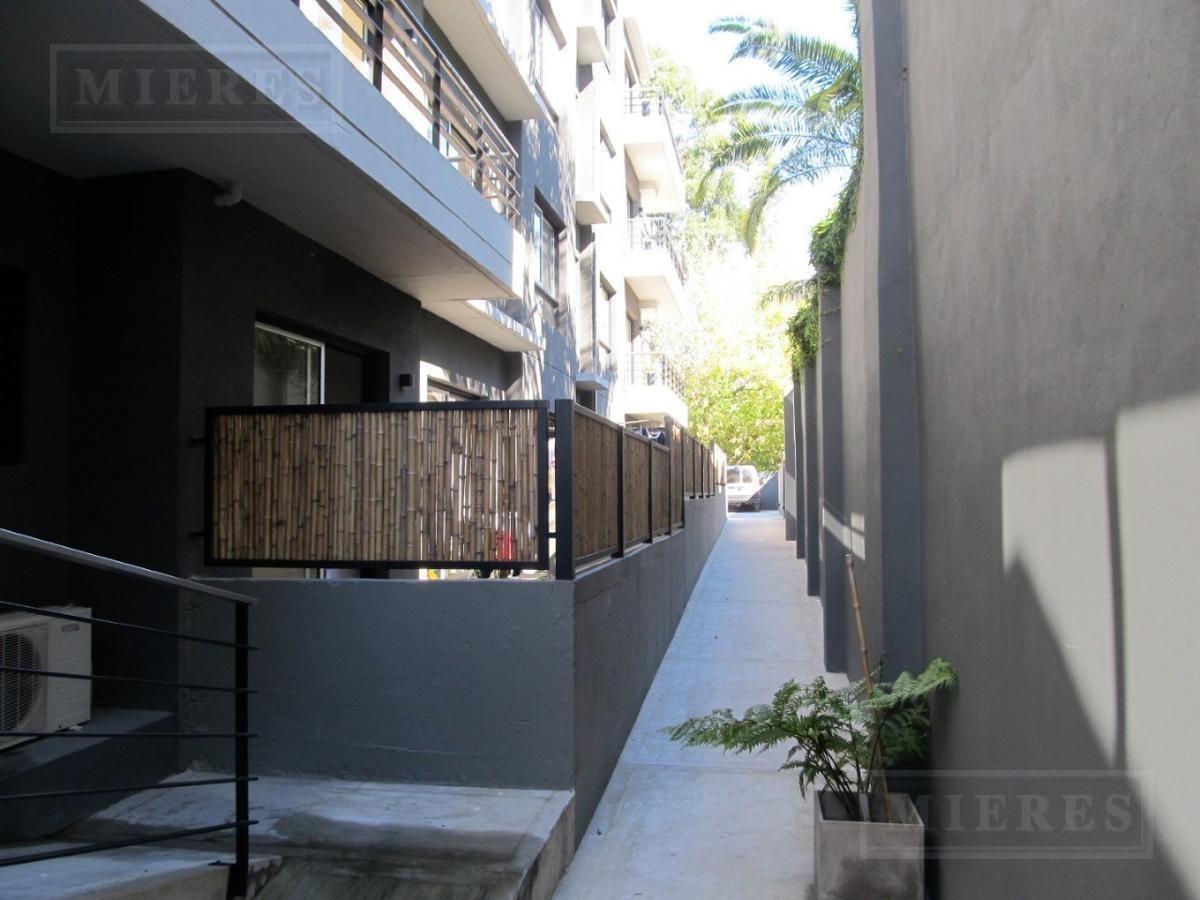 boulevard del rio-departamento dos ambientes en venta