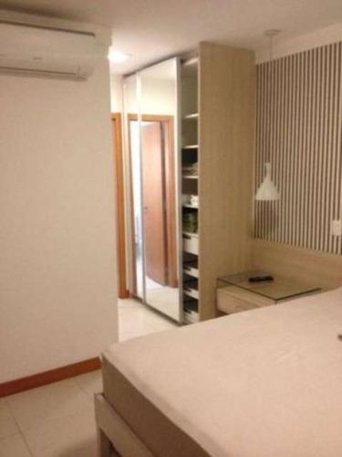 boulevard side residencial  apartamento 2/4 (suítes), andar super alto. - tn38 - 3055977