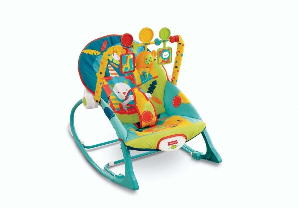 fisher price infant to toddler rocker manual