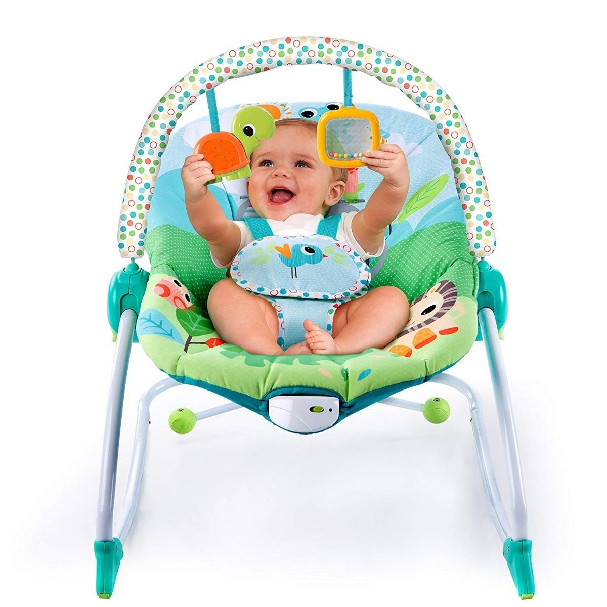 05b21b5b6 bouncer silla mecedora bebe bright starts playful vibradora. Cargando zoom.