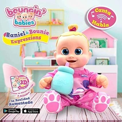 bouncin babies 802019 cambia expresiones