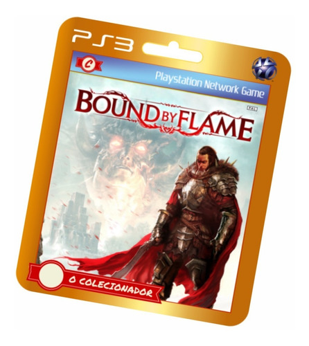 bound by flame ( ps3) - envio rápido!
