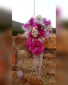 Bouquet De Noviaramo De Novia Boutonier Arreglos Florales