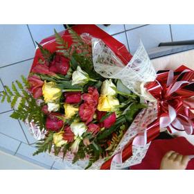 Bouquet, Ramanhelte Rosas Ou Flores Campo Itapira