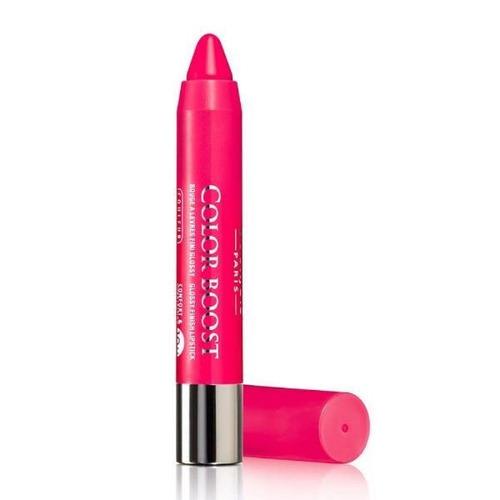 bourjois - color boost lipstick - 02 fuchsia libre