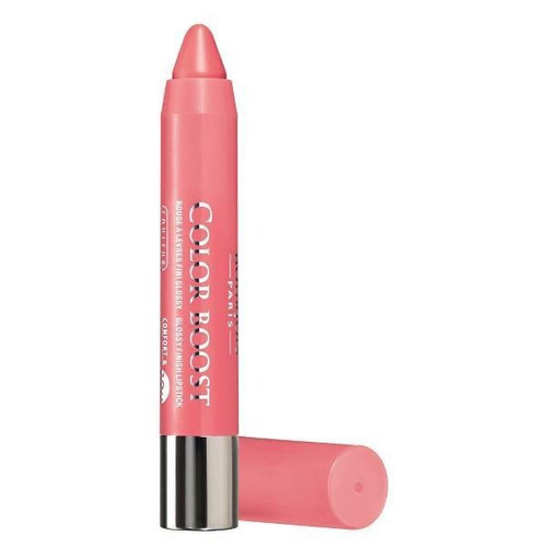 bourjois - color boost lipstick - 04 peach on the beach