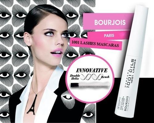 bourjois paris - 1001 lashes mascara - the lash multiplier